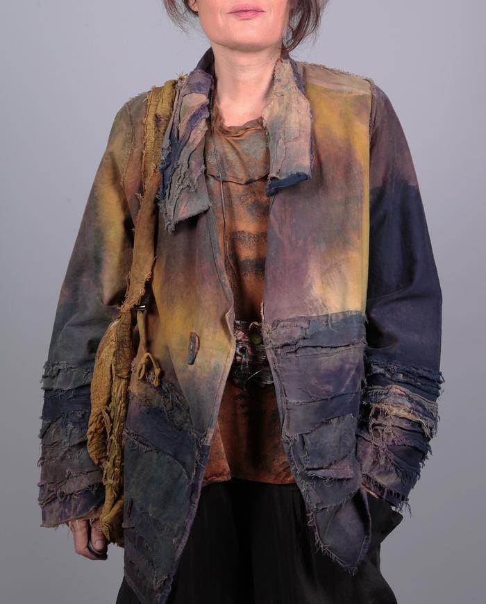 'sunrise sunset' highly detailed jacket